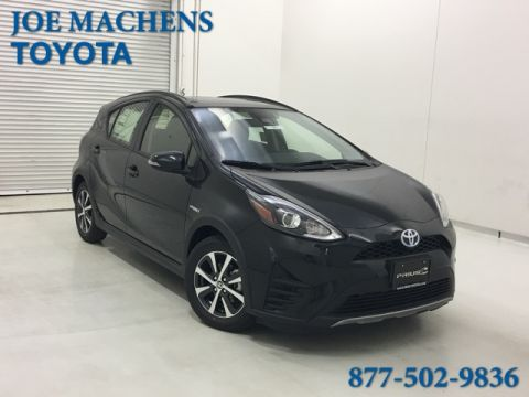 NEW 2018 TOYOTA PRIUS C THREE WITH NAVIGATION