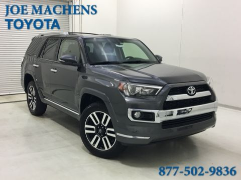 NEW 2017 TOYOTA 4RUNNER LIMITED 4WD