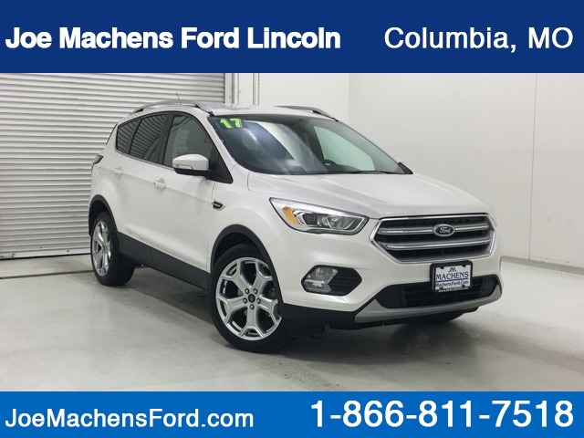 Pre Owned 2017 Ford Escape Titanium 4D Sport Utility in Columbia