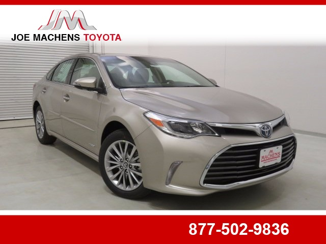 New 2018 Toyota Avalon Hybrid Limited
