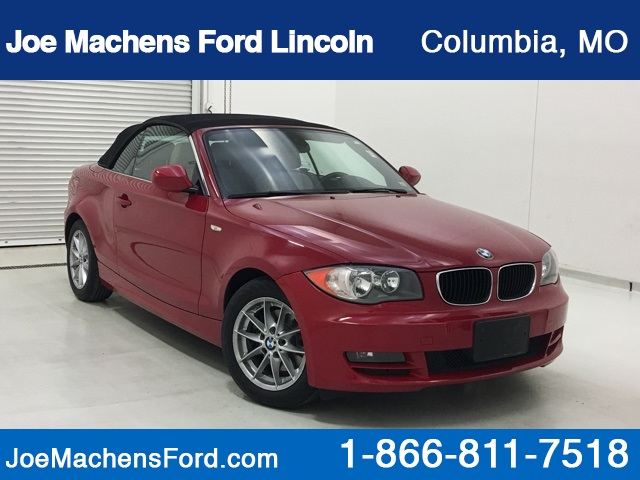PreOwned BMW Series I D Convertible In Columbia - 2011 bmw convertible